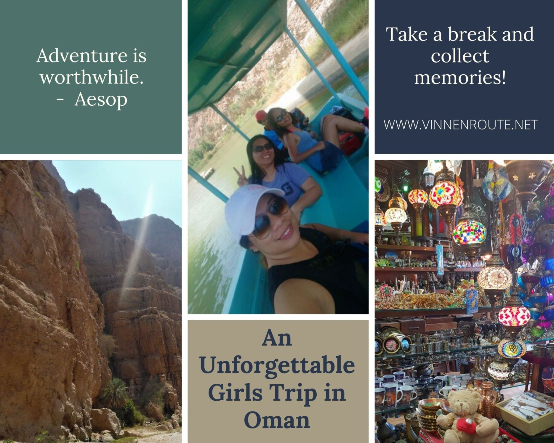 An Unforgettable Girls Trip in Oman Cover