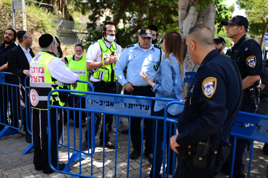 Photos of The Lag B'Omer Tragedy 56