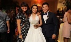 Abe's wedding - January