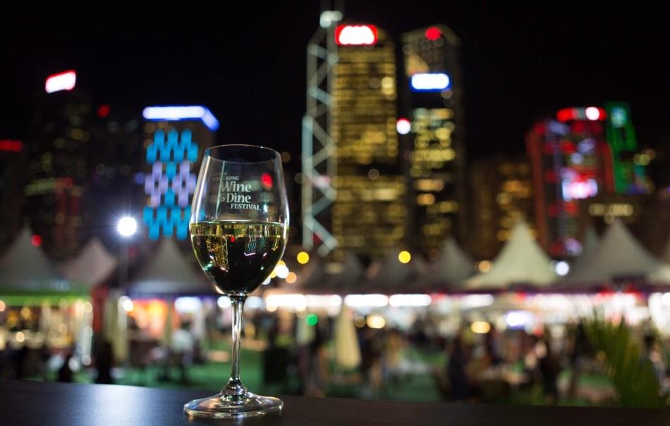Hong Kong Wine & Dine Festival 2017