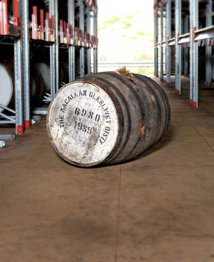 30 year old macallan whisky cask