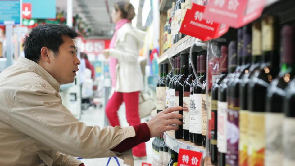 Chinese wine buyers (pic: iStock)