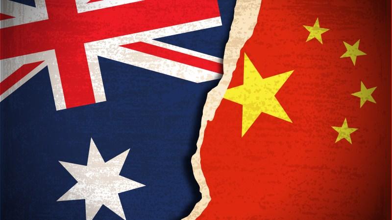 China and Australia