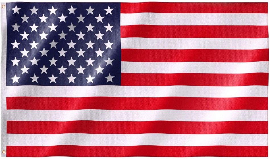 USA's national flag (pic: file image)