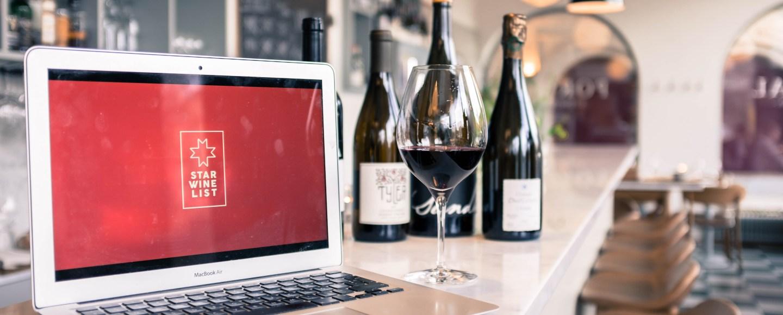 Star wine list (pic: star wine list)