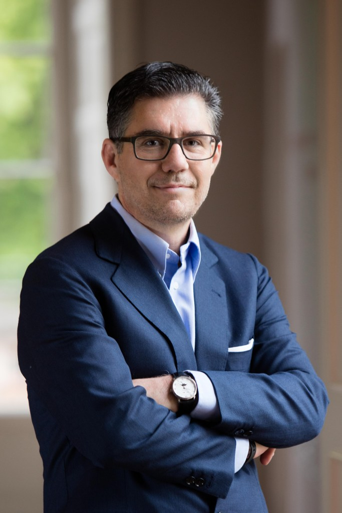 Bob Kunze-Concewitz, CEO Campari Group (pic: press handout)