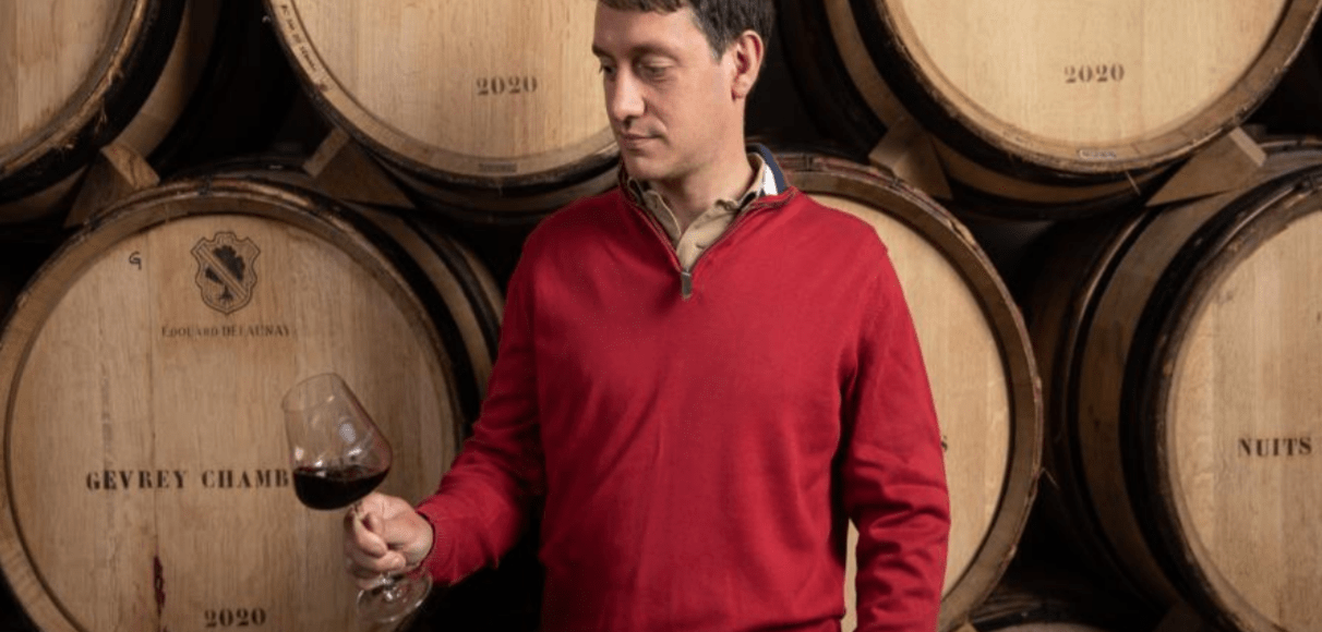 Christophe Briotet won both Red Winemaker and White Winemaker of the Year at IWC (pic: Edouard Delaunay)