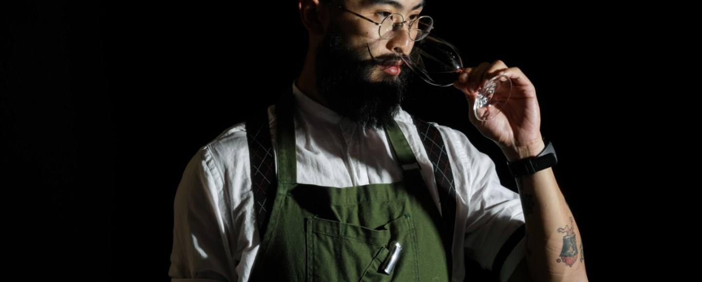 Wallace Lo (pic: Somm's Philosophy)