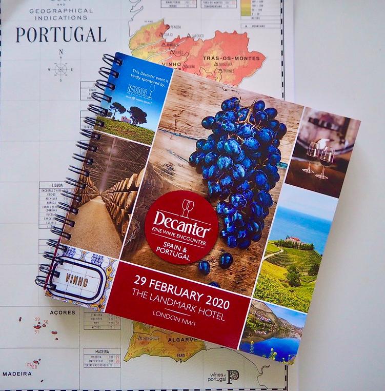 Фестиваль испанских и португальских вин журнала Декантер