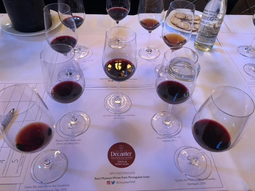 Мастер-класс редких вин