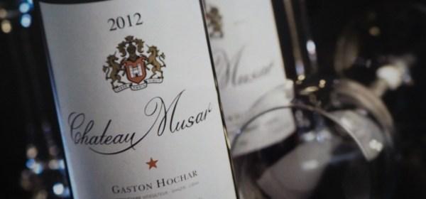 Ливанские вина: Шато Мусар