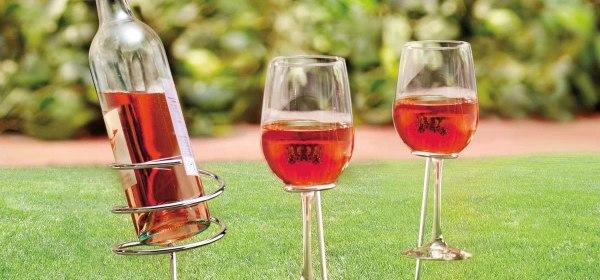 Держатель для бутылок и бокалов винолюб винные аксессуары