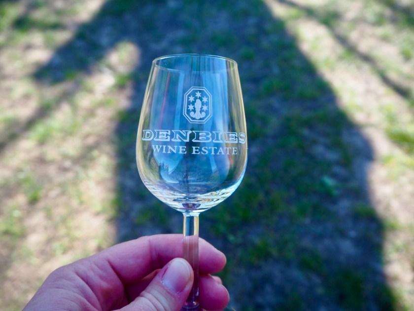 Английские вина: Denbies