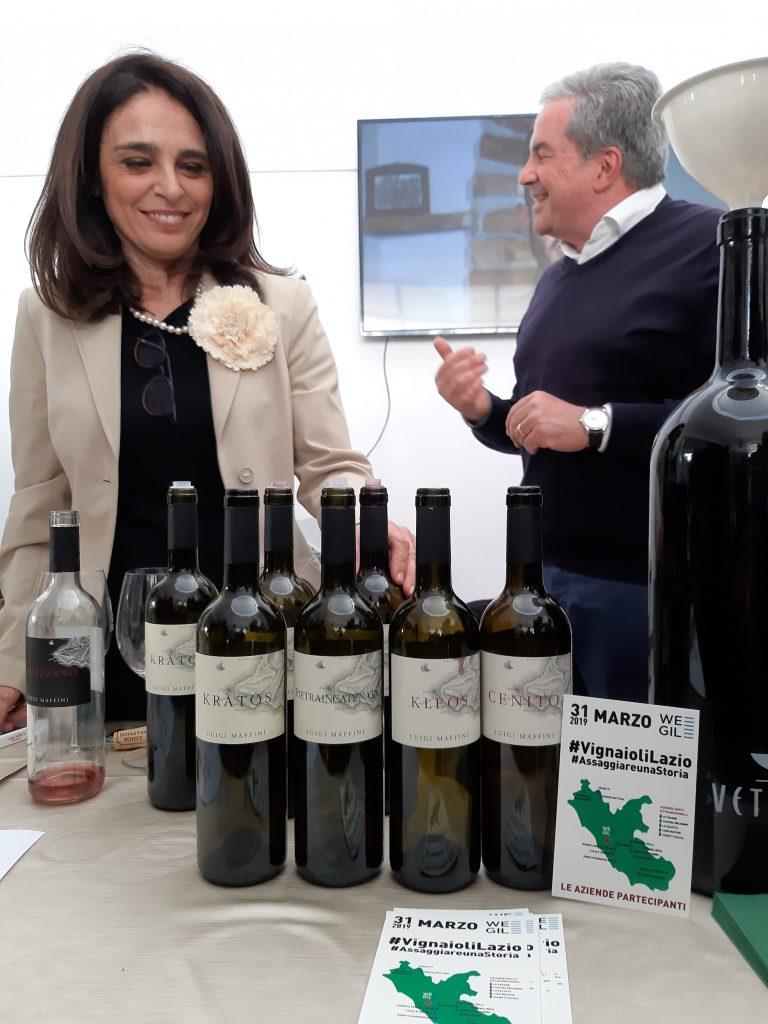 Raffaella e Luigi Maffini