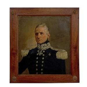 генерал Стальено и граф Кавур