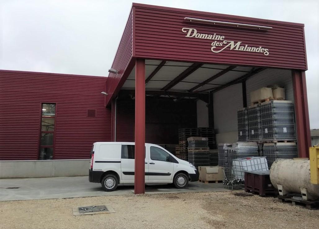 шабли Domaine de Malandes