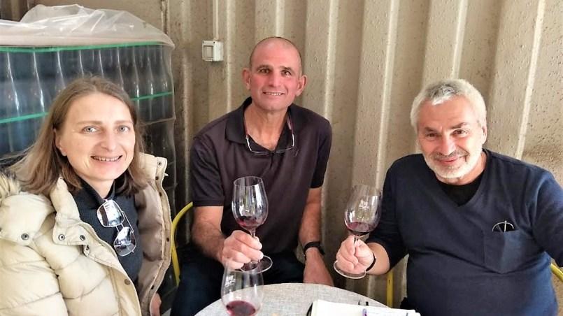 винодельня Сомек, Vinotours