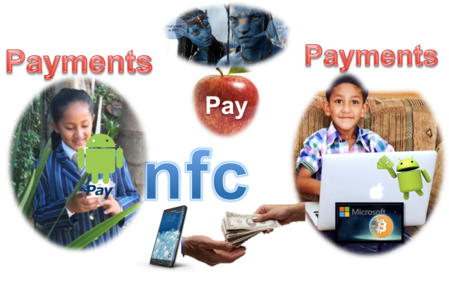 NFC - FinTech Banking Technology with Speed
