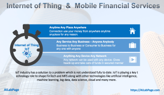 Mobile Financial Services - IoT As A Key Technology