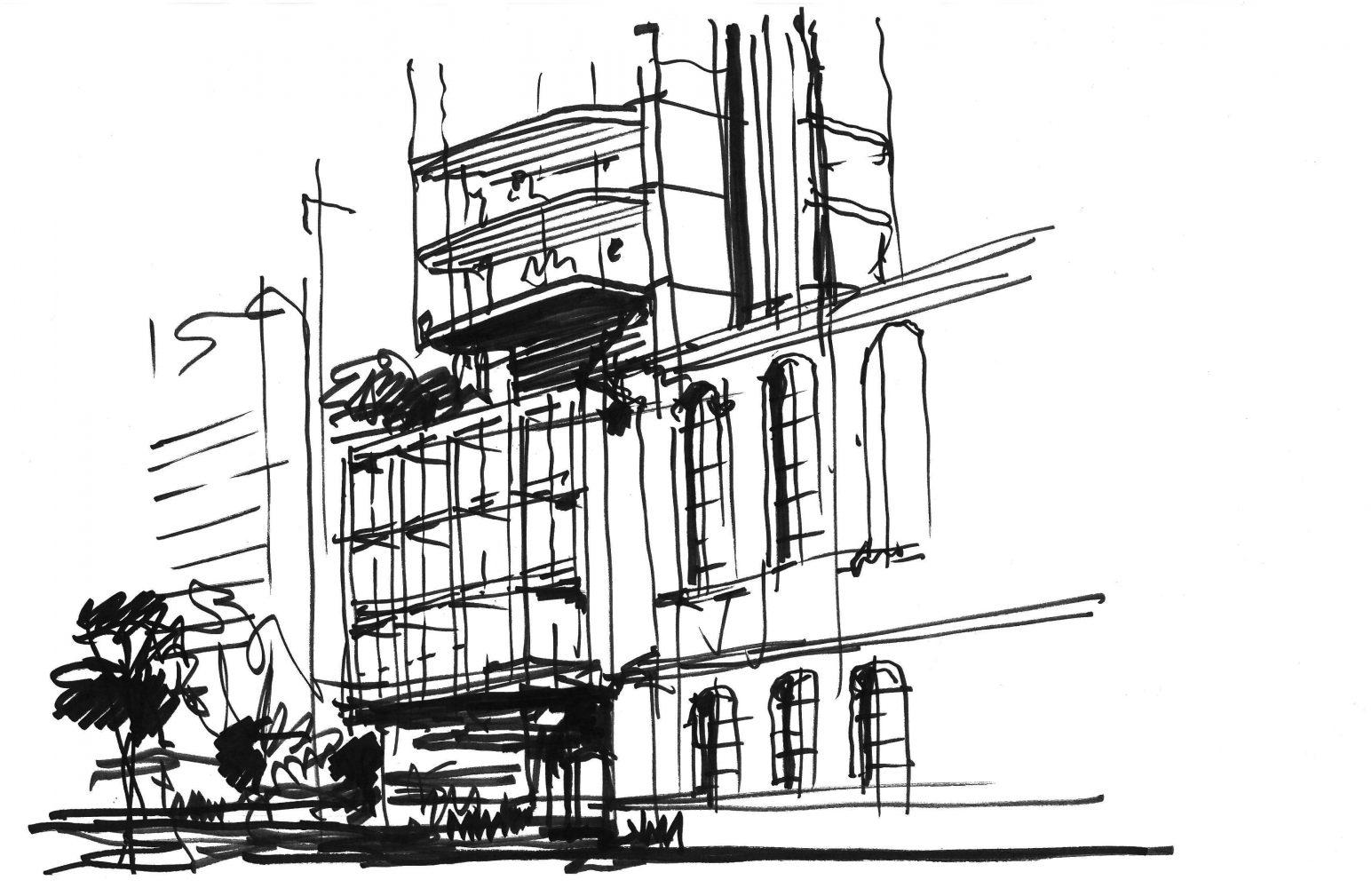 Rafael Vinoly Architects 125 Greenwich Street