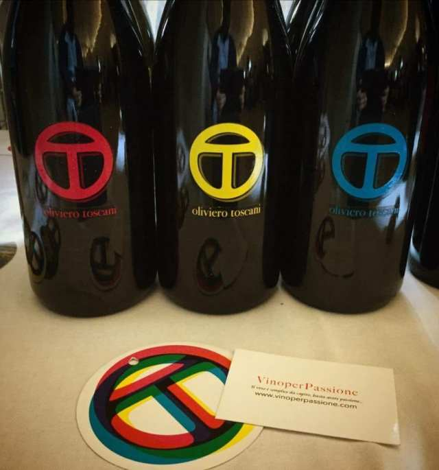 Oliviero Toscani wine