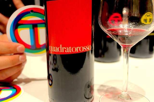 OT wine Quadrato Rosso 2015