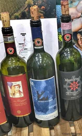 Chianti Classico Riserva 1997 Montemaggio al Vinitaly