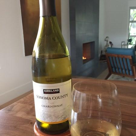 2016 Kirkland Sonoma County Chardonnay