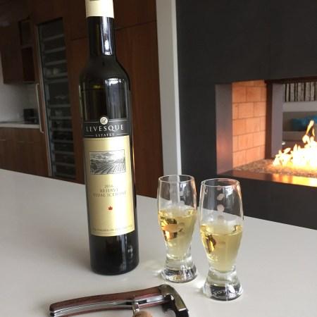 2016 Levesque Estates Reserve Vidal Ice Wine, VQA Niagara On the Lake, Canada