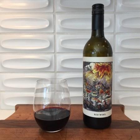 2016 Rabble Red Wine, Paso Robles, CA