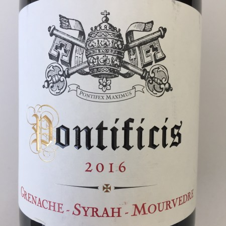 Close up photo of Pontificis 2016 GSM