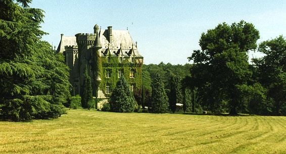 Chateau Pitray, France
