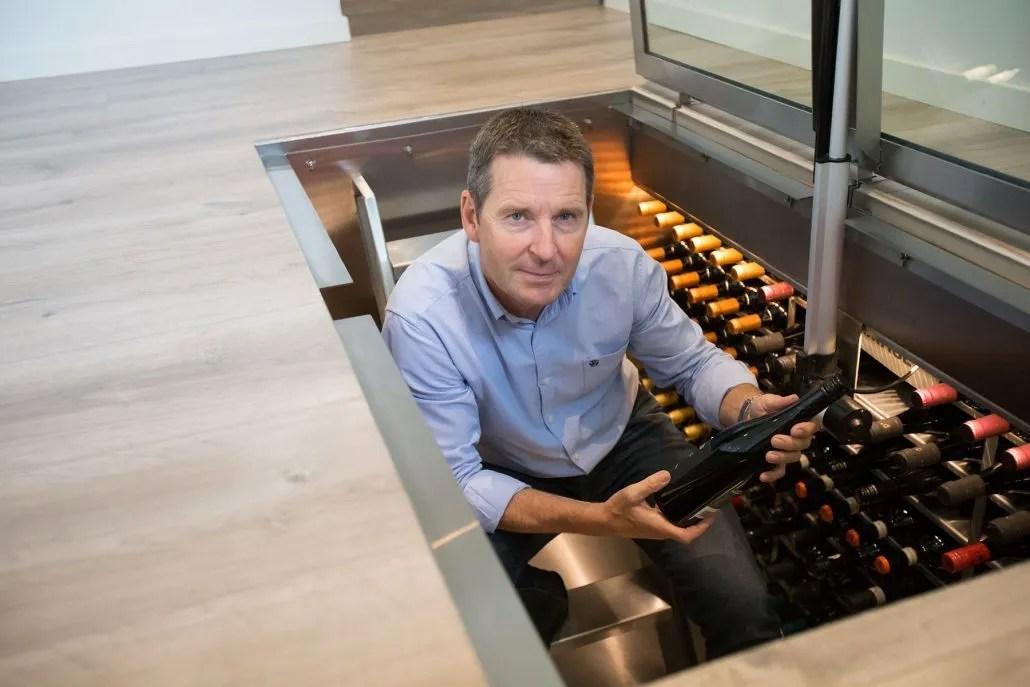 Vinorage Vinkaelder Eksklusiv Og Optimal Vinopbevaring