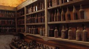 Colección increíble: 15.000 etiquetas de vino
