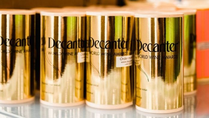 Premios Decanter World Wine Awards
