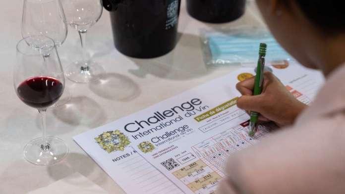 challenge international du vin