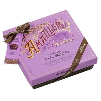 chocolate caja Amatller Selección Flors