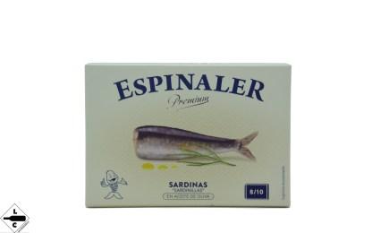 sardinas premium espinaler 8-10