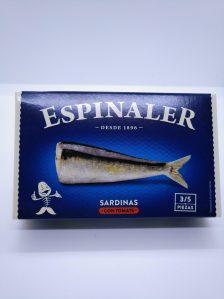 sardina con tomate