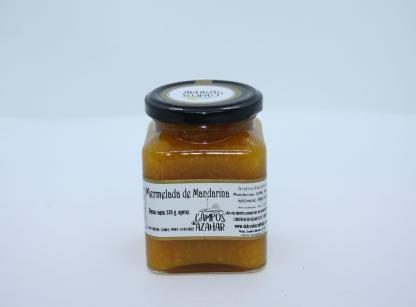 mermelada de mandarina campos de azahar