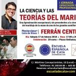 MASTERCLASS FERRAN CENTELLES SABADO 17 FEBRERO 2018