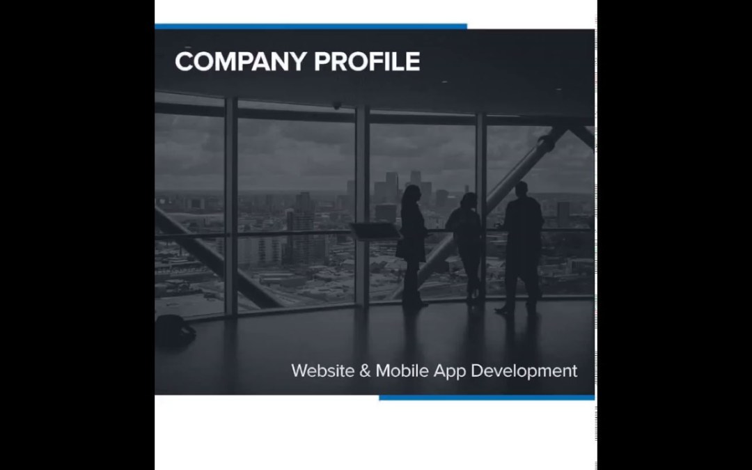 Smarther – Company Profile – Expert in Website and Mobile App Development