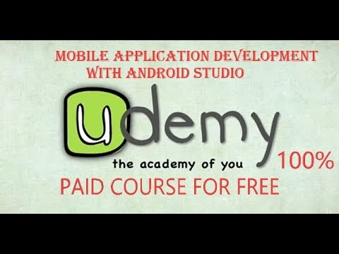 005 The Android Build System ||MOBILE APPLICATION DEVELOPMENT WITH ANDROID STUDIO||Udemy Course free