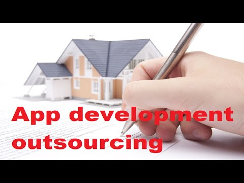 App development outsourcing how to  hire app developer and outsource mobile app development