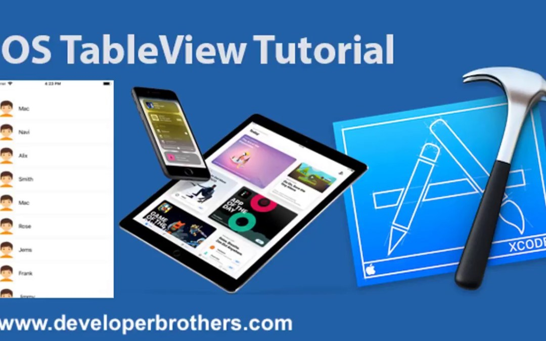 Create Custom Tabel view in iphone Application Development