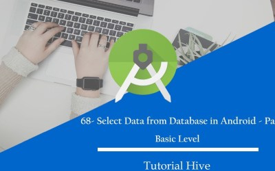 68. Select Data in android database part 8  | Android Development UrduHindi