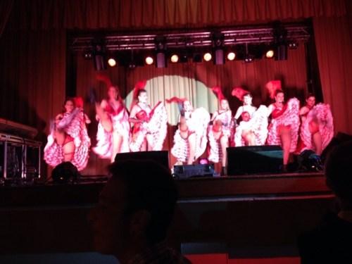 Cabaret Meets Moulin Rouge!
