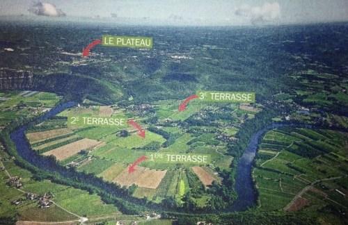 Cahors Terroir Photo credit: www.la-parole-au-vin.fr
