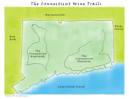 Connecticut Wine Trails
