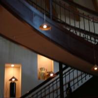 Staircase to the Mezzanine